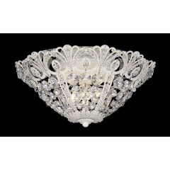 Schonbek 9800-48A Antique Silver Tiara