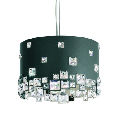 Schonbek A9950NR700290 Glimmer Gray Mosaix Pendant