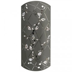 Schonbek APT100N-GY1S Glimmer Gray Apta