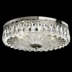 Schonbek FL7068-48H Antique Silver Fontana Luce