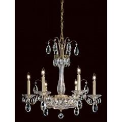 Schonbek FL7706-48H Antique Silver Fontana Luce