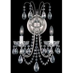 Schonbek LU0004-48H Antique Silver Lucia