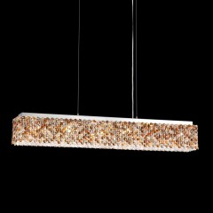 Schonbek REL36050-401A Stainless Steel Refrax LED