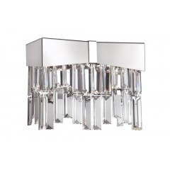 Schonbek RF2402-16A Brushed Stainless Steel Riviera