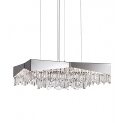 Schonbek RF2432-16S Brushed Stainless Steel Riviera
