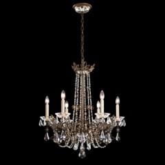 Schonbek RL1006N-48S Antique Silver Florabella