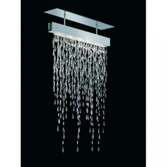 Schonbek SCR415N-SS1S Stainless Steel Crystalline Icicles