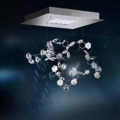 Schonbek SCY511N-SS1S Stainless Steel Crystalon
