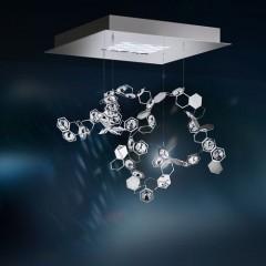 Schonbek SCY551N-SS1SAB Stainless Steel Crystalon
