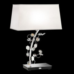 Schonbek SCY570N-SS1S Stainless Steel Crystalon Lamp