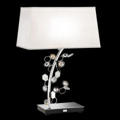 Schonbek SCY570N-SS1S Stainless Steel Crystalon Lamp