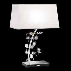 Schonbek SCY570N-SS1SAB Stainless Steel Crystalon Lamp