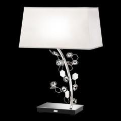 Schonbek SCY580N-SS1SAB Stainless Steel Crystalon Lamp