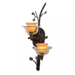 Kalco 2516SBART Sienna Bronze Cottonwood