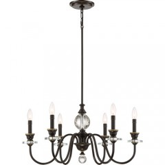 Quoizel CRY5006PN Palladian Bronze