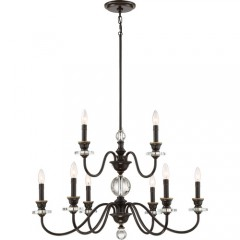 Quoizel CRY5009PN Palladian Bronze
