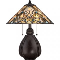 Quoizel TF1846TIB Imperial Bronze Tiffany