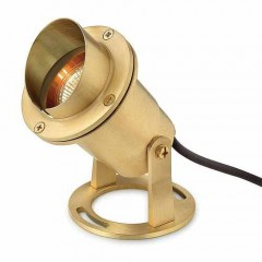 Hinkley 1539BS Brass ACCENT MR16 POND LIGHT