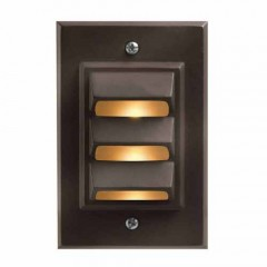 Hinkley 1542BZ-LED Bronze DECK VERTICAL LED