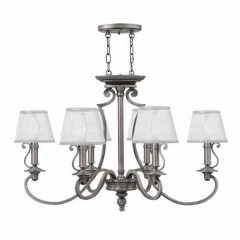 Hinkley 4245PL Polished Antique Nickel PLYMOUTH