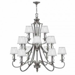Hinkley 4249PL Polished Antique Nickel PLYMOUTH