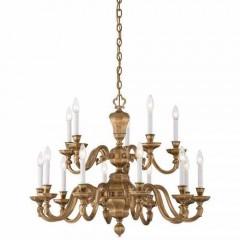 Metropolitan Lighting N1117-046 VINTAGE ENGLISH PATINA CASORIA