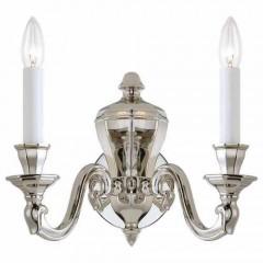 Metropolitan Lighting N1118-613 POLISHED NICKEL CASORIA