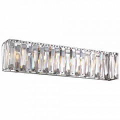 Metropolitan Lighting N1756-77 CHROME CORONETTE