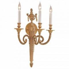 Metropolitan Lighting N1773 FRENCH GOLD METROPOLITAN COLLECTION