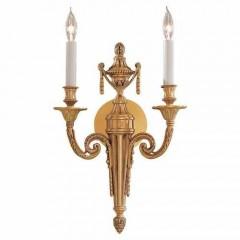 Metropolitan Lighting N1789 FRENCH GOLD METROPOLITAN COLLECTION