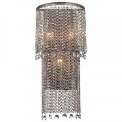 Metropolitan Lighting N2273-578 Antique Silver Shimmering Falls