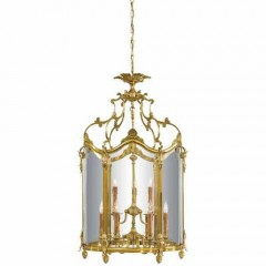 Metropolitan Lighting N2334 French Gold Metropolitan