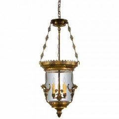 Metropolitan Lighting N2336-OXB OXIDE BRASS FOYER COLLECTION