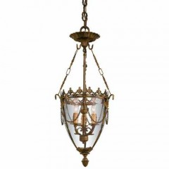 Metropolitan Lighting N2337-OXB OXIDE BRASS FOYER COLLECTION