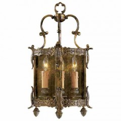 Metropolitan Lighting N2339-OXB OXIDE BRASS FOYER COLLECTION