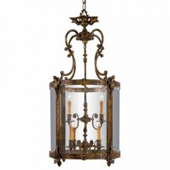 Metropolitan Lighting N2342 ANTIQUE BRONZE PATINA FOYER COLLECTION