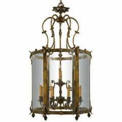 Metropolitan Lighting N2343 ANTIQUE BRONZE PATINA FOYER COLLECTION