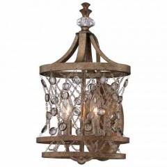 Metropolitan Lighting N2582-272 Arcadian Gold Vel Catena