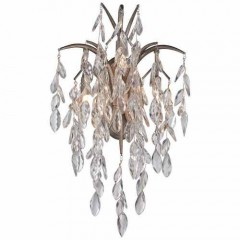 Metropolitan Lighting N2860-278 Silver Mist Bella Flora