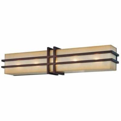 Metropolitan Lighting N2955-1-267B CIMMARON BRONZE UNDERSCORE
