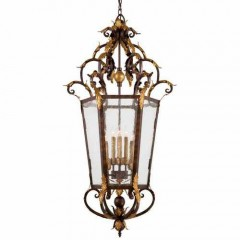 Metropolitan Lighting N3639-355 GOLDEN BRONZE ZARAGOZA