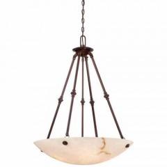 Metropolitan Lighting N3705-BP Bronze Patina Virtuoso 11