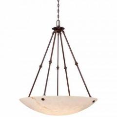 Metropolitan Lighting N3706-BP Bronze Patina Virtuoso 11