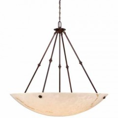 Metropolitan Lighting N3708-BP Bronze Patina Virtuoso 11