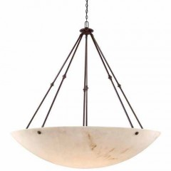 Metropolitan Lighting N3712-BP Bronze Patina Virtuoso 11
