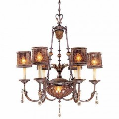 Metropolitan Lighting N6076-194 SANGUESA PATINA SANGUESA