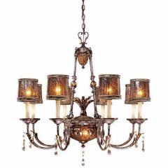 Metropolitan Lighting N6078-194 SANGUESA PATINA SANGUESA