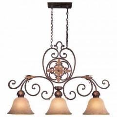 Metropolitan Lighting N6233-355 GOLDEN BRONZE ZARAGOZA