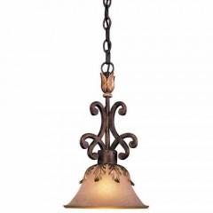 Metropolitan Lighting N6240-355 GOLDEN BRONZE