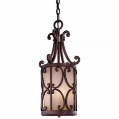 Metropolitan Lighting N6243-355 GOLDEN BRONZE ZARAGOZA